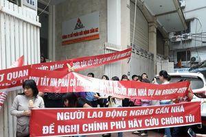 Hà Nội: Cư dân Bright City kêu cứu, ngân hàng quyết không giảm lãi!