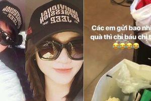Bạn gái tin đồn của Xuân Trường bị tố chảnh chọe, thiếu tôn trọng fan: 'Các em gửi quà chỉ báu chị thôi'?