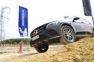 Michelin khoe dàn lốp mới tới người tiêu dùng Việt