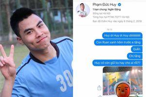 Biết Xuân Trường đưa quà fan tặng cho 'bạn gái', fan chất vấn Đức Huy và nhận được câu trả lời bất ngờ