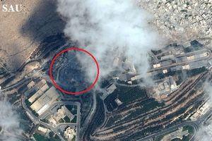Hình ảnh các mục tiêu Syria trước và sau vụ không kích