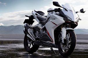 Honda CBR250RR 2018 màu trắng 'chốt giá' 170 triệu đồng