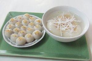 Hướng dẫn cách làm bánh trôi, bánh chay đơn giản nhất cho Tết Hàn thực