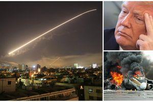 'Tia lửa' Syria bùng phát dữ dội; Mỹ lại 'để mắt' tới TPP