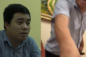 Đánh sinh viên nhập viện, giám đốc Trung tâm gia sư Hà Nội tái mặt ở đồn công an