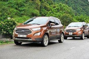 Ford EcoSport 2018 không chỉ là 'Chuyên gia đường phố' mà còn hơn thế nữa