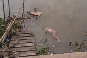 Thi thể người phụ nữ chết trôi sông ở Cần Thơ