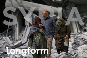 Syria: Không chiến tranh giữa các vì sao, chỉ có dân thường chết tội