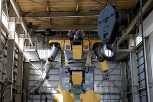 Kỹ sư Nhật Bản chế tạo robot để thỏa mãn giấc mơ Gundam