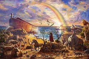 Con tàu Noah vượt đại hồng thủy 'yên nghỉ' tại đâu?