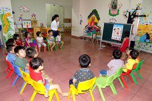 Hà Nội: Nhiều nhóm lớp thiếu nhà vệ sinh cho trẻ