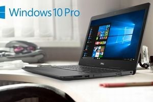 Latitude 3490: Laptop doanh nhân bền bỉ, bảo mật cao