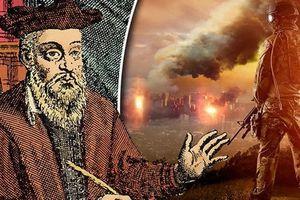 Nhà tiên tri Nostradamus dự đoán cực hãi về Chiến tranh thế giới 3