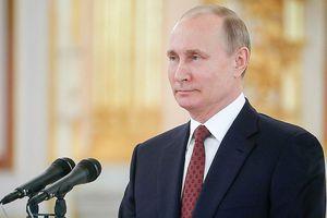 Putin: Nga sẵn sàng phát triển hợp tác với Liên đoàn Arập