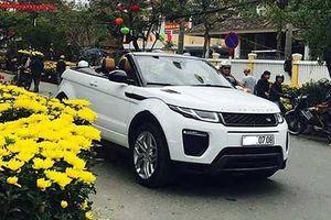 Đại gia Quảng Nam tậu Range Rover Evoque mui trần 3,5 tỷ