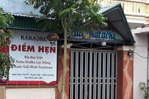 Thái Bình: Hỗn chiến tại quán karaoke khiến 2 người thương vong
