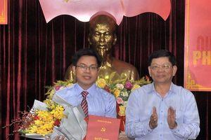 Đà Nẵng: Chân dung Phó Chánh văn phòng Thành ủy mới được bổ nhiệm