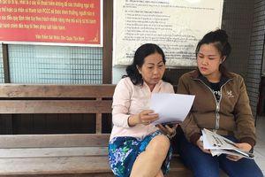 TP.HCM: Một cô gái bị oan đòi VKS bồi thường
