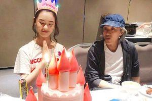 Sao nữ 'Mỹ nhân ngư' mừng sinh nhật 22 tuổi, Châu Tinh Trì có mặt