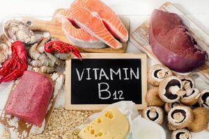 Tác dụng ít người biết của vitamin B12