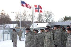 Lo ngại Nga, Na Uy muốn Mỹ duy trì hiện diện quân sự
