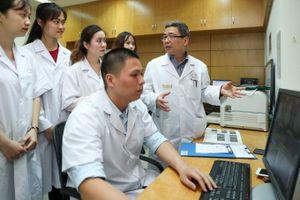 Gần 100 bác sĩ Bệnh viện E làm giảng viên của Khoa Y Dược-ĐHQGHN