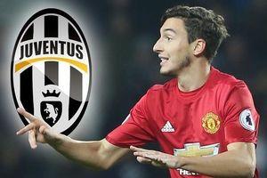 Thể thao 24h: Hậu vệ MU công khai 'tỏ tình' với Juventus