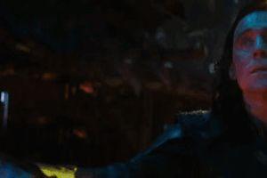 'Loki' Tom Hiddleston và lời tạm biệt với 'Avengers: Infinity War'
