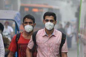 Hơn 95% dân số thế giới hít thở không khí ô nhiễm