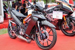 'Siêu cá mập' Yamaha Z125 độ hơn 800 triệu của dân chơi Việt