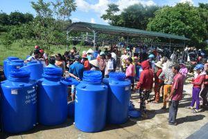 Triển khai hiệu quả mô hình cấp nước uống cho xã đảo