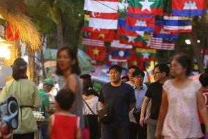 Khai mạc chương trình giao lưu văn hóa - thương mại các nước ASEAN 2018