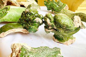 Phát hiện thêm nhiều di vật tại Hoàng thành Thăng Long