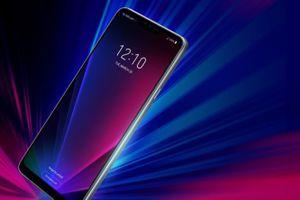 Hình ảnh LG G7 ThinQ bất ngờ lộ diện