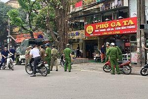 Phường Thành Công, Hà Nội: Trả lại vỉa hè cho người đi bộ