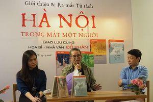 'Tủ sách Hà Nội trong mắt một người' thu hút độc giả
