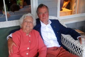 Vợ cựu Tổng thống Bush 'cha' qua đời, thọ 92 tuổi