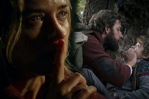 Phim kinh dị 'Quiet Place': Im lặng thì sống, có tiếng động thì chết