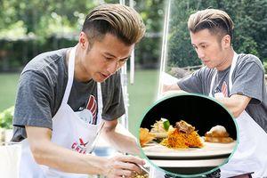 Chỉ nhờ tài trang trí món ăn, Tạ Đình Phong lại chiến thắng 'sát nút' trước đầu bếp danh tiếng