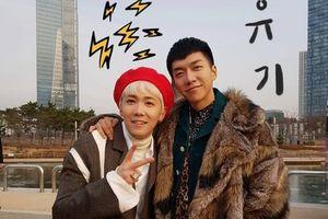 Bát Giới Lee Hong Ki và Ngộ Không Lee Seung Gi tái ngộ trong dự án mới?