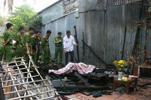 Hai vụ hỏa hoạn liên tiếp xảy ra, 4 căn nhà bị thiêu rụi ở An Giang