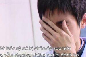 Bác sĩ BV Xanh Pôn bị hành hung phải nghỉ việc vì hoảng loạn