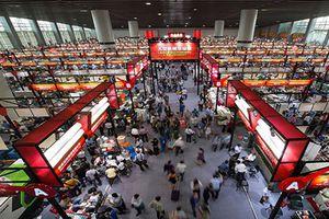 Choáng ngợp quy mô hội chợ thương mại lớn nhất Trung Quốc