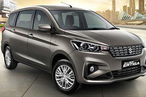 Ra mắt xe Suzuki Ertiga 2018 giá rẻ 'đấu' Toyota Innova