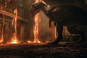 'Thế giới khủng long: Vương quốc sụp đổ' liệu có đổ sụp?