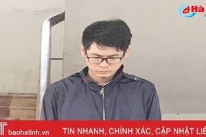 Bắt đối tượng 5 lần trộm cáp viễn thông của VNPT Hà Tĩnh