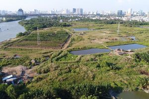 Quốc Cường Gia Lai lên tiếng vụ bị đề nghị dừng chuyển nhượng 30 ha đất Phước Kiển