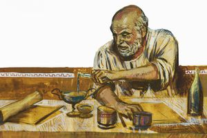 5 câu nói để đời nhà toán học vĩ đại nhất thời cổ đại Archimedes thành Syracuse