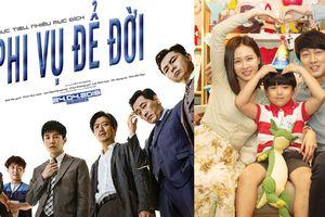 Phim điện ảnh Hàn đang 'làm mưa làm gió' tại tất cả các rạp trên toàn quốc