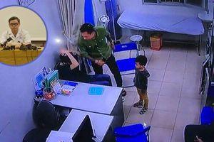 Phó Giám đốc Bệnh viện Xanh Pôn lên án hành vi côn đồ với y bác sĩ